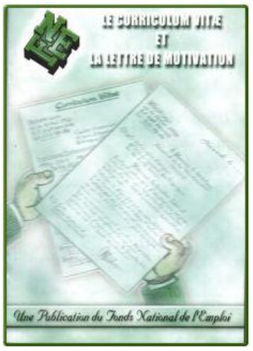 cv lettre motivation